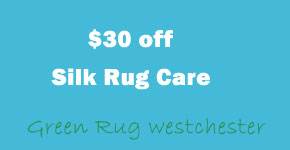 Silk Rug Care