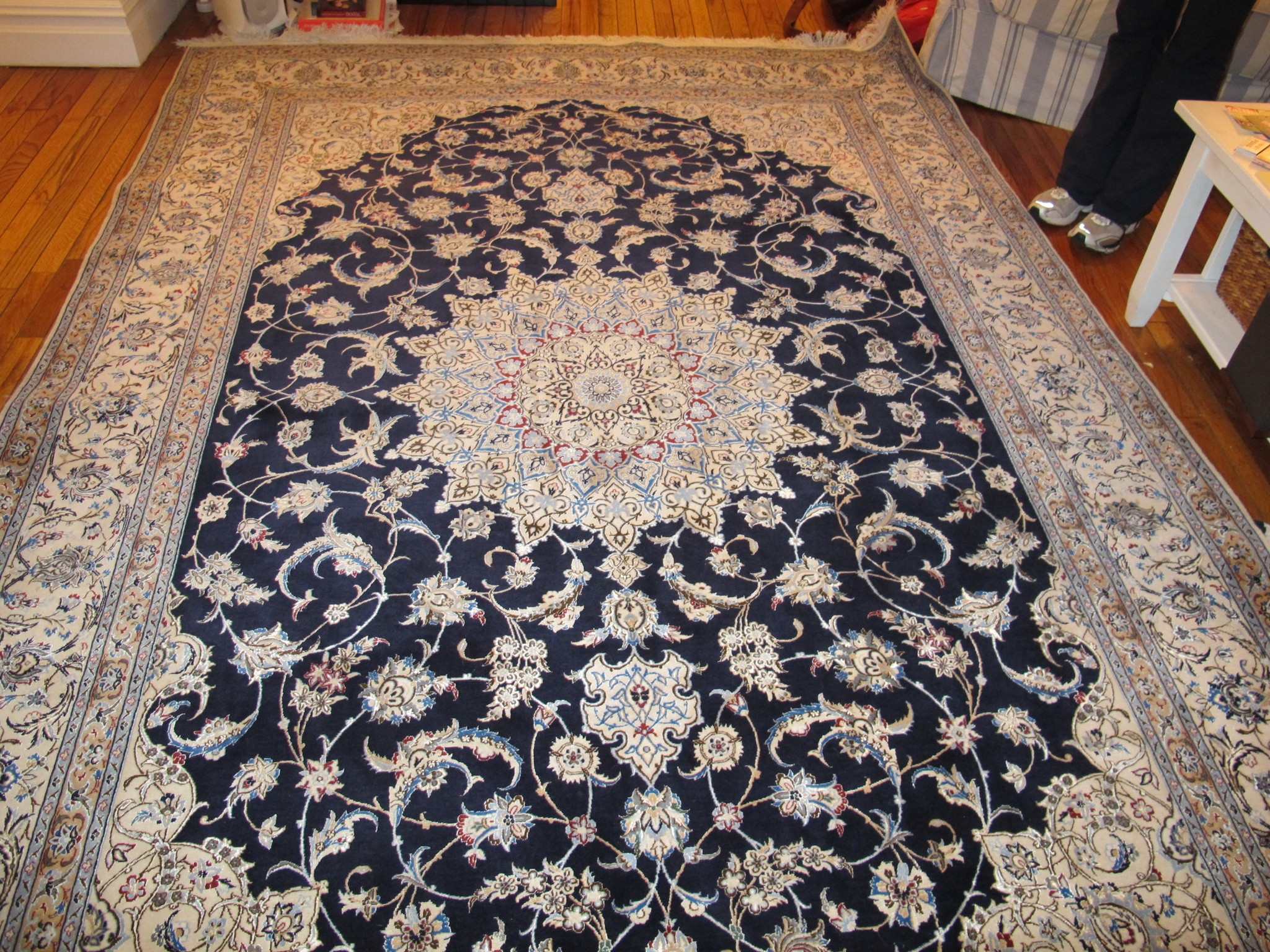 Before After Rug Cleaning Westchester NY