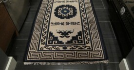 Chinese Oriental Rug After